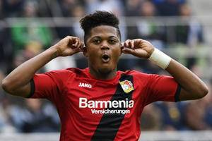 Man City target Bundesliga winger as replacement for Leroy Sané