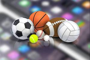 What API could provide live streaming data for sports game?
