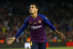 Barcelona offer Coutinho in swap deal for Guendouzi