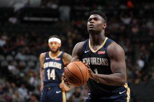 Pelicans set table for Zion Williamson with franchise-best 21 3-pointers
