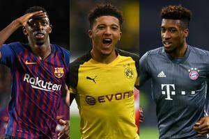 Rating the five most expensive U21 transfers in football history