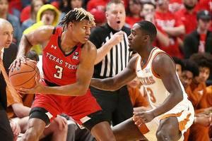 Texas Tech's Jahmi'us Ramsey declares for NBA draft