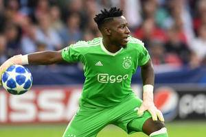 André Onana confirms he wants to leave Ajax this summer