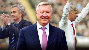 Rating the 10 managers to have won the Premier League title