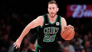 Celtics' Gordon Hayward scores 14 in return from injury