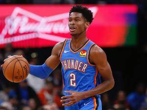 Shai Gilgeous-Alexander youngest ever with 20-rebound triple-double