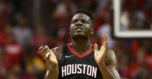 Hawks' Clint Capela to miss at least 2 more weeks with heel injury