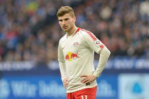 Liverpool set deadline to beat Man Utd and Barça to £51m Timo Werner