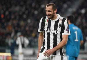 Chiellini named in Juventus' Champions League squad