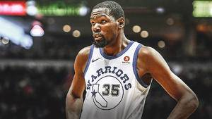 Kevin Durant playing in summer 'not very realistic'