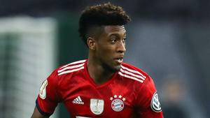 Bayern Munich negotiating with Kingsley Coman over new deal