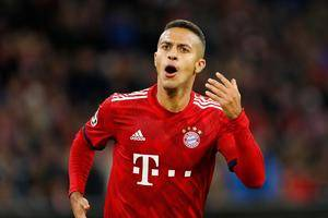 Bayern Munich and Thiago Alcântara closing in on contract extension