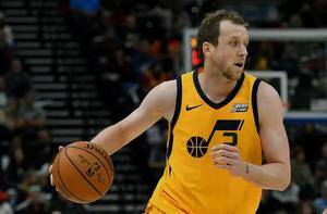 Jazz's Joe Ingles in a bind after NBA return date announcement